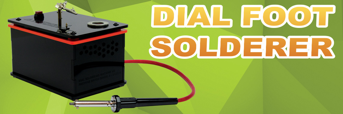 Watch Dial Soldering Machine